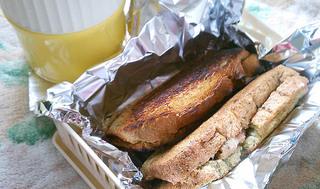 バジル&クミンのパンのホットサンド.jpg